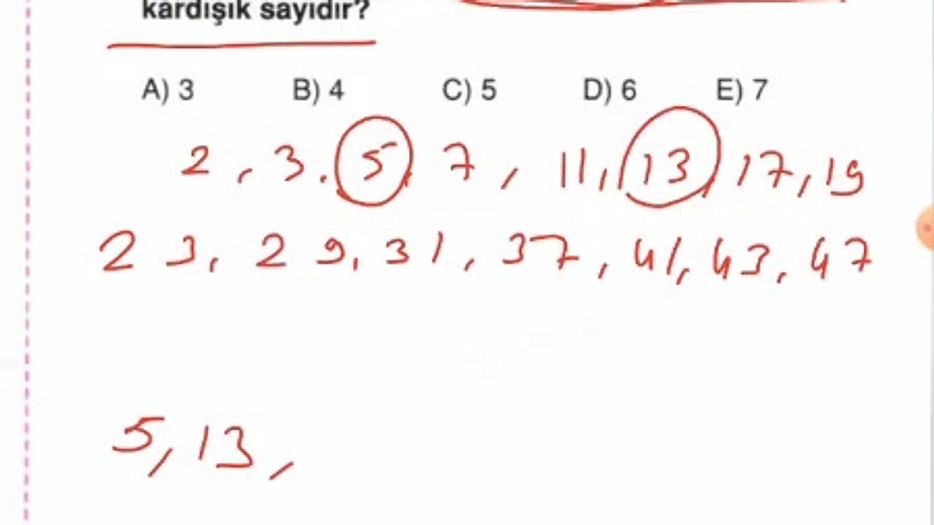 Matematik 1.gün