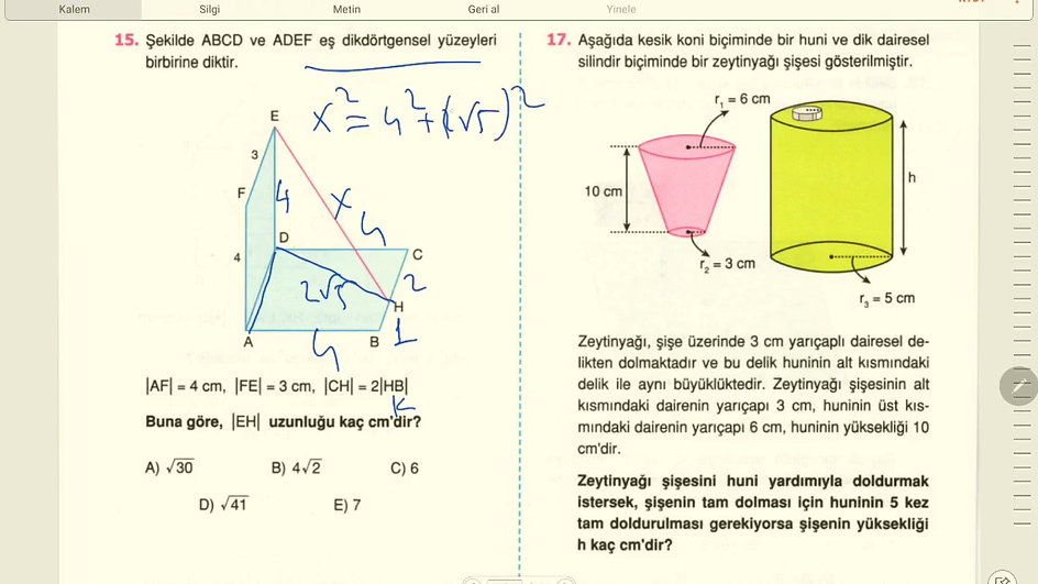 Geometri 7.gün (1-31)