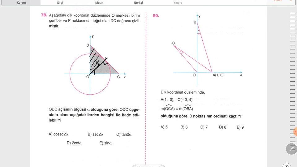 4.gün Geometri (61-91)