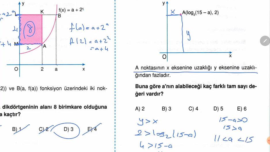 Matematik Ayt 3.Gün