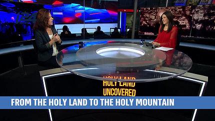 ראיון מערוץ החדשות הבינלאומי i24 NEWS