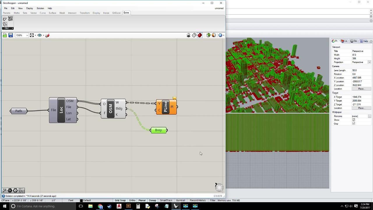 GIS Data - 3D Modeling