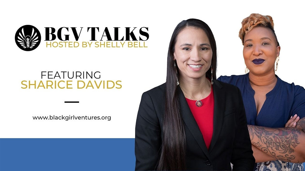 BGV Talks with U.S. Representative Sharice Davids