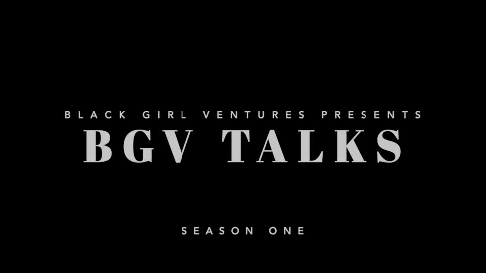 BGV Talks Season One