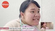 Kimchi Slap Scene