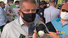 Agenda do Governador em Mâncio Lima