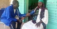 Fra Maison de la Santé i Pah, Mali