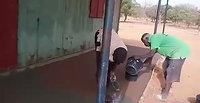 En arbejdsplads for unge i Mali