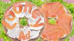 Bagel & Lox Day Looney Advertising