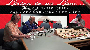 Guest on Vegas Unwrapped with Luminosity Wellness Radio