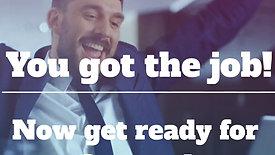 You Got The Job | NVPITA