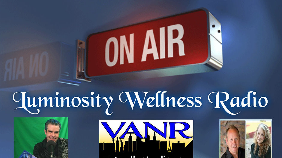 Luminosity Wellness Radio - Season 1