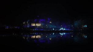 NARUTO Illumination show2017