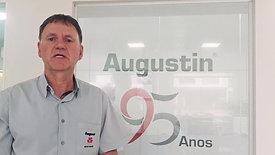 Concessionária Augustin completa 95 anos de fundação: sócio-diretor Paulo Finger, fala sobre a trajetória da associada.