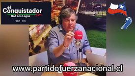Jorge Garcia Vice. Pres. Macro zona sur