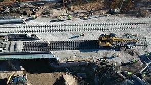 East Street Bridge Demolition - November 2018
