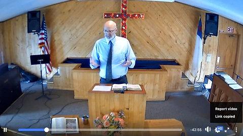 Seldovia Bible Chapel May 16 Rock Garden