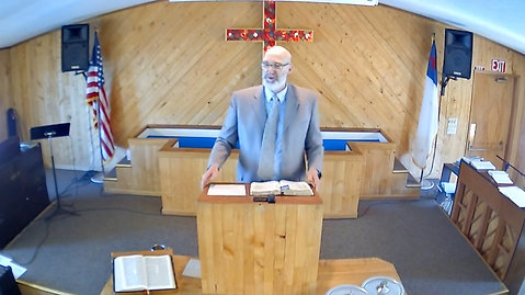 Seldovia Bible Chapel June 6 Nose Knows