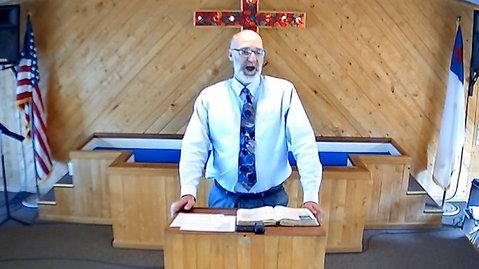 Seldovia Bible Chapel July 4 Fragile Freedom