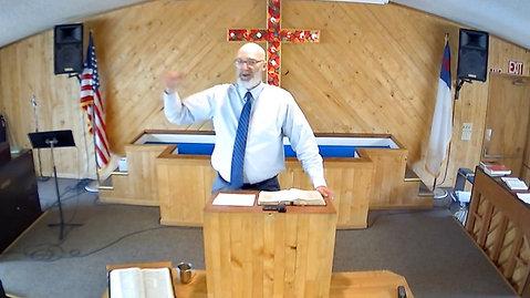 Seldovia Bible Chapel June 20 Strong Weak