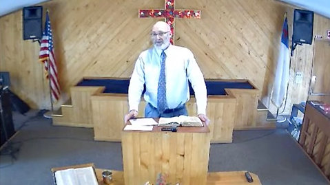 Seldovia Bible Chapel March 21, Not The Savior