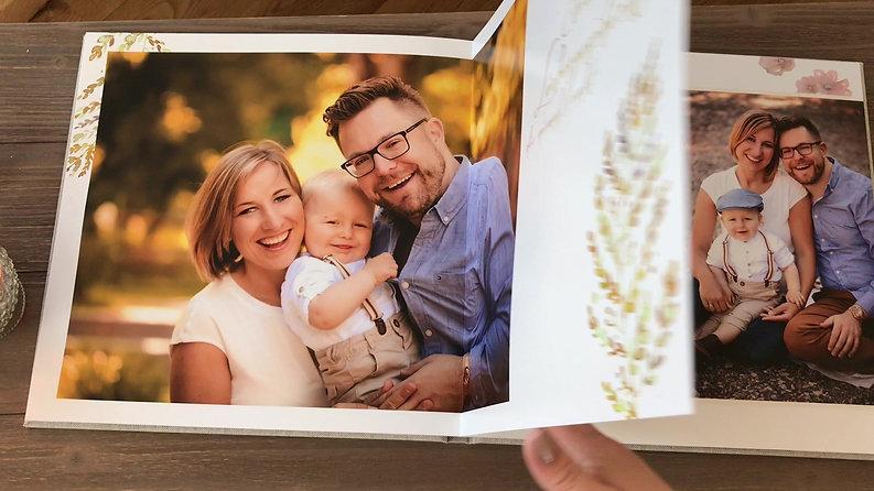 Fotobuch Familyshooting