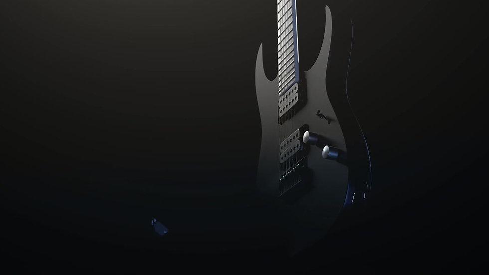 Guitar Animation 1