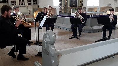 Victor Ewald - Brass Quintet No. 3 I osa