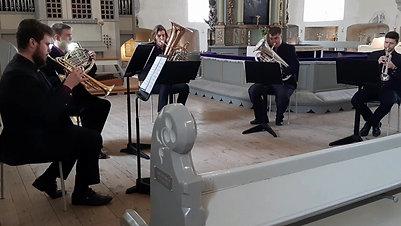 Victor Ewald - Brass Quintet No. 3 III osa