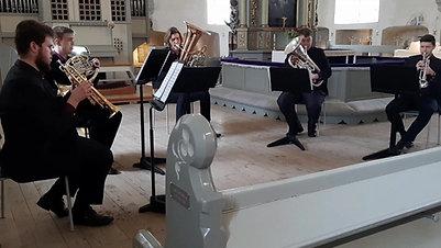 Victor Ewald - Brass Quintet No. 3 IV osa