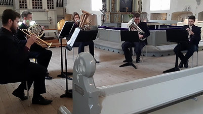 Victor Ewald - Brass Quintet No. 3 II osa