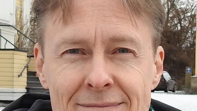 Kotiseurakunta - Marko Jauhiainen