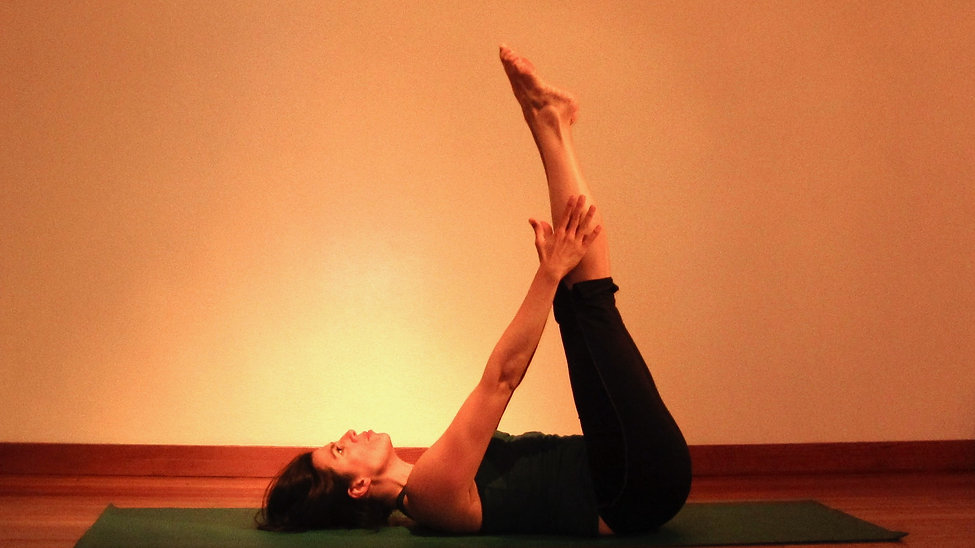 Grounding and a little challenging - 60 minutes