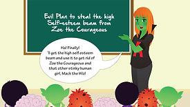 Zoe Teaches AdversiT Self-Love
