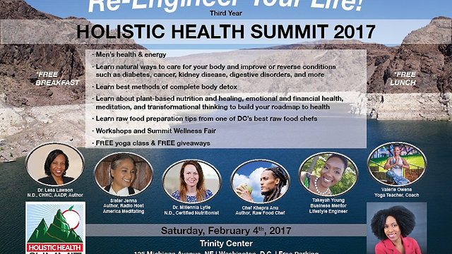 DC Holistic Health Summit