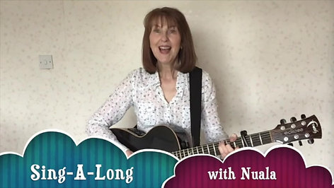 Sing-A-Long with Nuala Metfield Grange 1.5.2020