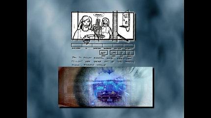 Donnie Darko: EXTRAS 2 STORYBOARD TO FILM