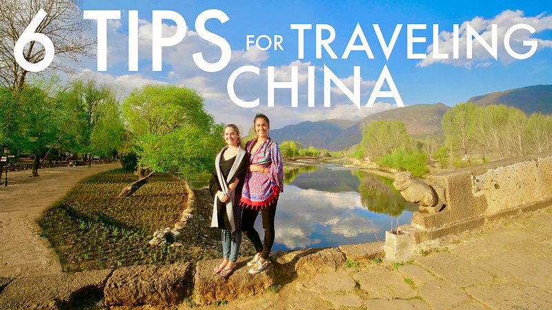 6 Tips For Traveling China
