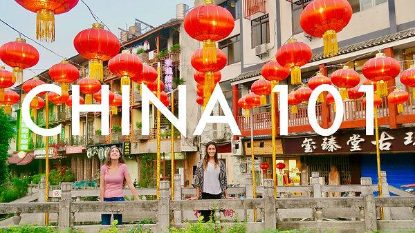 China 101