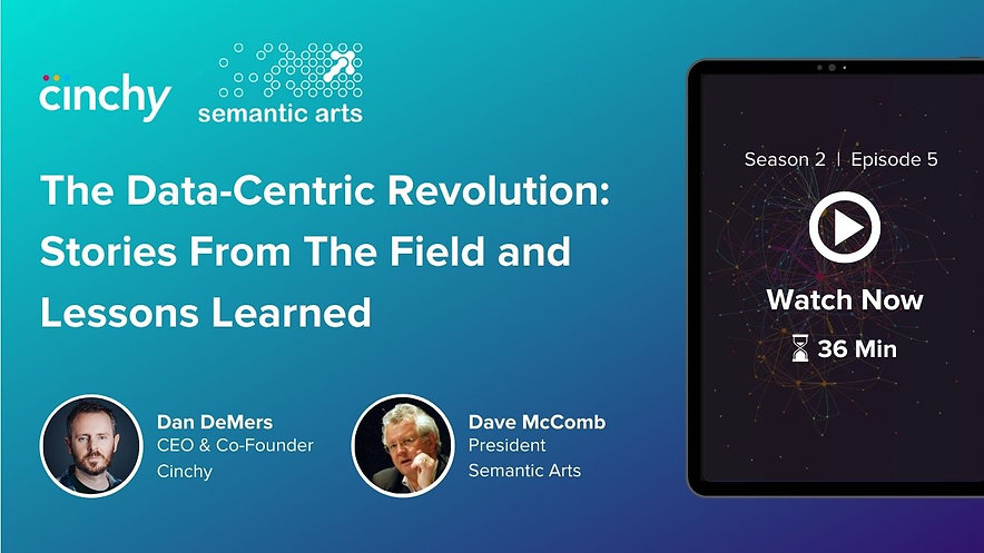 [Season 2 Ep. 5] The Data-Centric Revolution: Stories from the Field and Lessons Learned