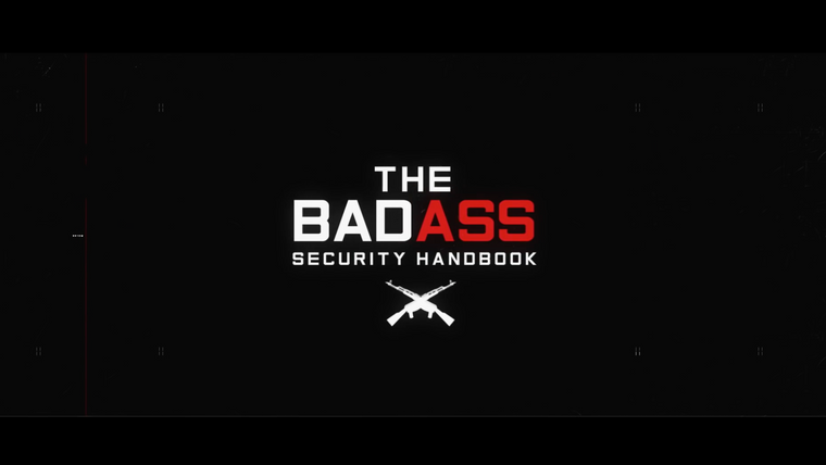 The BadAss Security Handbook *Best Actress Nomination