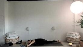 Yang:Yin Mathilde lænd, iskias ryg