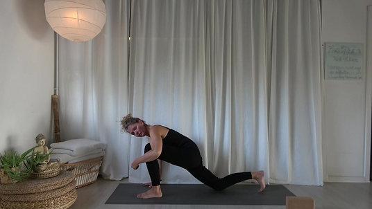 Flow Yoga hele kroppen