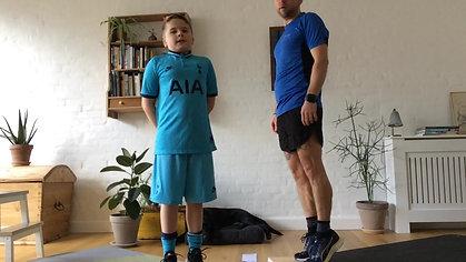 Familietræning - Simon