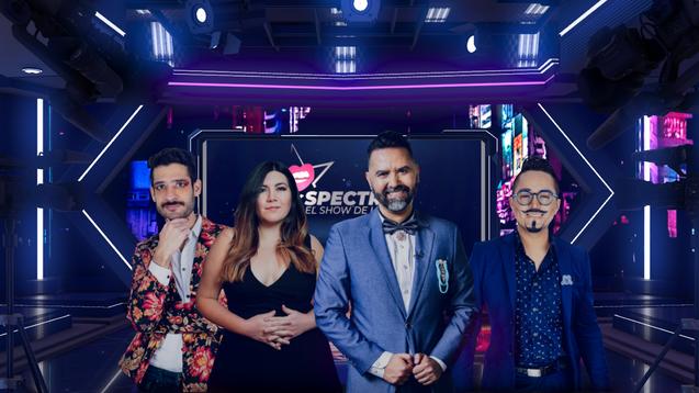 SPECTRUM, El Show de Lipsync