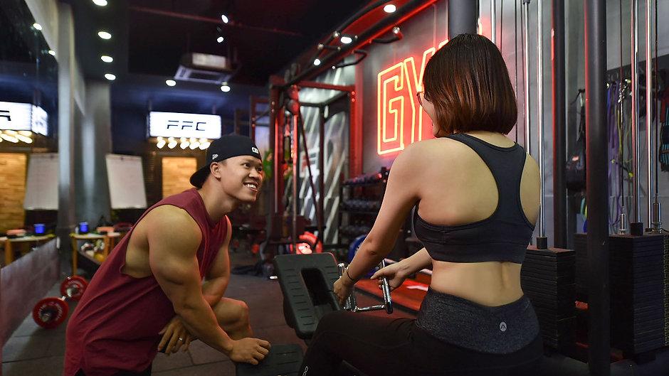 Chuỗi bài tập Gym + Hướng dẫn tập gym chi tiết