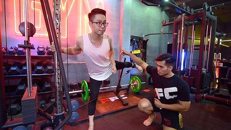 Private Gym PPC | SICC | Mẹo nhỏ để tập luyện hiệu quả hơn