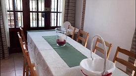 Zahar Entrance and kitchen