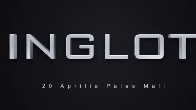 Inglot Iasi Palas Mall