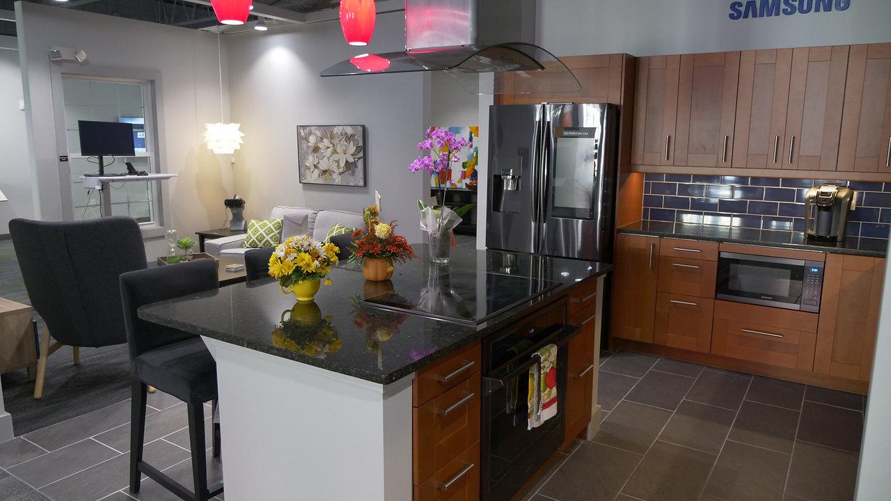 Thrive Center Samsung Smart Home
